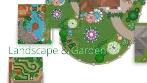 Backyard Designer Tool How To Draw A Landscape Design Plan How To Use Landscape Design