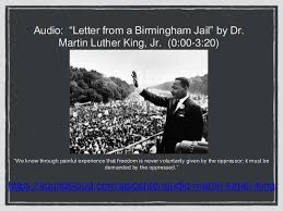 civil rights lesson 1