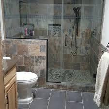 slate tile bathroom ideas 30 best small bathroom floor tile ideas images on tile