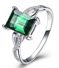 emerald rings uk unique 1 50 carat emerald and diamond infinity engagement ring in
