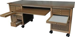 plan de bureau en bois plan de bureau en bois dessin commode bois meuble couture bureau