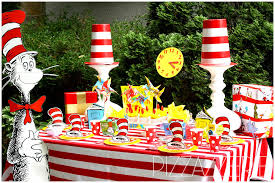 dr seuss birthday party dr seuss birthday party on a budget pizzazzerie