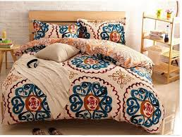 Bedding Quilt Sets Yellow Blue Vintage Bedding Comforter Sets King Size Duvet