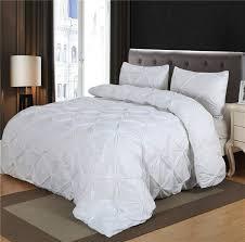 Queen Sized Comforters Aliexpress Com Buy Luxurious Comforter Set White Black Grey