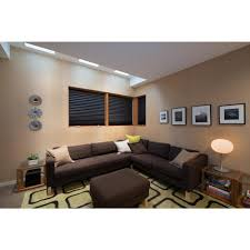 Blackout Paper Shades Walmart by Temporary Shades Shades The Home Depot