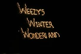 simple lighted sign weezy s