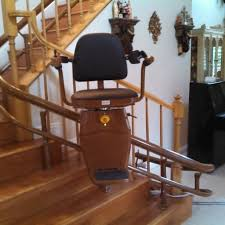Stair Options by Chair Lift For Curved Stairs Curved Stair Lift Design And Options