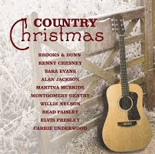 country christmas various artists country christmas