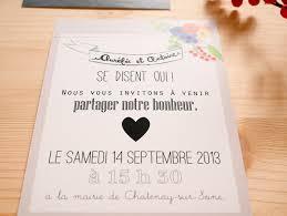 liste invitã s mariage les faire part de mariage lili in
