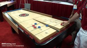 ricochet shuffleboard table for sale metro motor city snapback rebound shuffleboard table bmigaming com