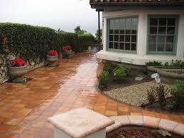 Outdoor Tile Patio Custom Tile Installation In San Diego La Jolla Del Mar