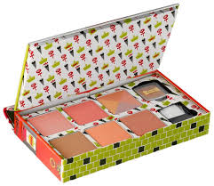 holiday make up palettes and gift sets 2014