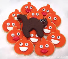 homemade halloween cookies recipe finding our way now