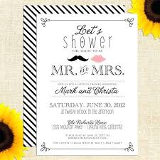 co ed bridal shower ideas coed wedding shower invitations for bridal shower invitation