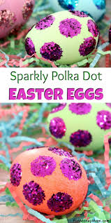 egg decorations how to make polka dot easter egg decorations money
