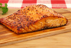 technique de cuisine cedar planked salmon with mustard mashed potatoes cedar planked