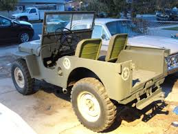 light yellow jeep 17 month functional restoration 1948 willys cj2a wrenchable
