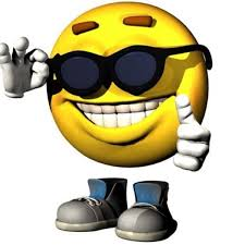 Smiley Face Meme - picardía know your meme inside cool smiley face with shades and