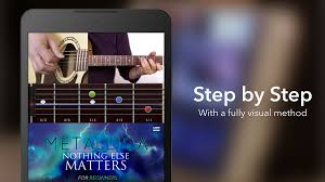 coach guitar how to play easy songs tabs chords android apps