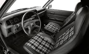 subaru truck with seats in bed name that shifter no 27 1982 subaru brat gl car and driver blog