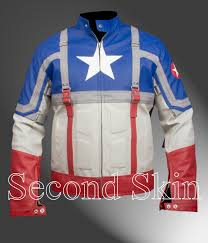 kids new captain america steve roger chris evans jacket