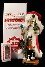 steinbach signed le 12 days of special edition german