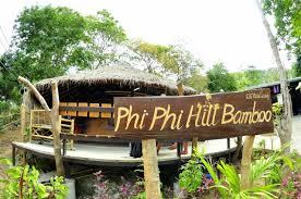 phi phi hill bamboo bungalow phi phi don thailand booking com