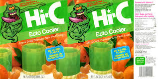 the ecto cooler returns to bring you officially licensed