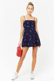 fit and flare dress fit flare dresses women forever21