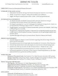 sample resume college student job resumes samples sample resume