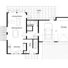 simple open house plans simple floor plan three bedroom house simple house plans floor