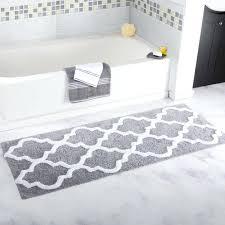 clever gray bathroom rug medium size of bathroom bath rugby round