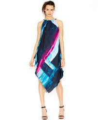 macy s purple dress mariah launches plus length attire at macys