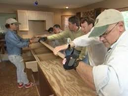 how to install kitchen island base cabinets how to install a center kitchen island how tos diy