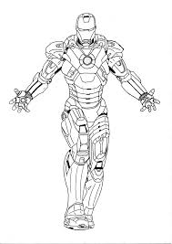 coloring book iron man coloring pages coloring