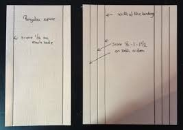expandable photo albums annes papercreations how to make hinges spines and binding for