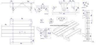 folding picnic table bench plans pdf eye patent drawing patent us fing picnic table google patents to