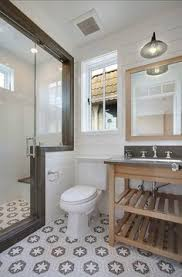 small bathrooms ideas photos doorless shower modern farmhouse cottage chic this shower for