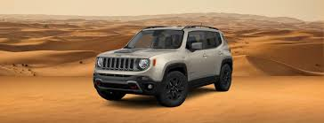 jeep renegade renegade 2017 jeep renegade desert hawk limited edition