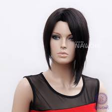 haircut with irregular length neck length hairstyles for black women trend hairstyle and