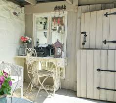 stone cottage filled with upcycled finds period living