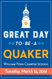 william penn charter pcpd march 2016