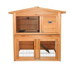 Advantek Stilt House Rabbit Hutch Amazon Com Confidence Pet 40