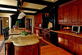 Display Kitchen Cabinets Enchanting Home Kitchen Furnishing Ideas Display Wondrous Red Barn