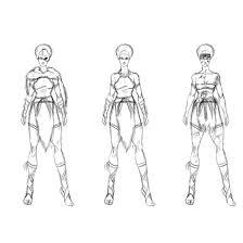 100 fashion drawing templates female fashion figure poses