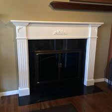 picture fireplace mantels pictures of on brick county with mirrors