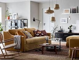 meuble derriere canapé meuble salon décoration salon et séjour ikea