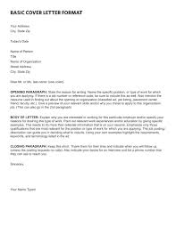 basic cover letter simple cover letter template for resume covering letter 7 basic