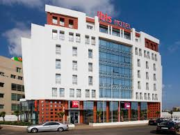 cheap hotel casablanca ibis casa sidi maarouf