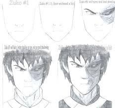 drawing zuko by claudemonet on deviantart